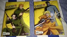 Pumpkin Scissors Region 1 DVD Complete Funimation Parts 1 and 2  Anime Region 1
