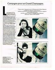 PUBLICITE ADVERTISING  1997   PIPER-HEIDSIECK champagne DDB NEEDHAM