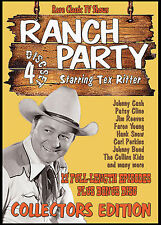 Ranch Party Collection - Rare TV Classics - DVD