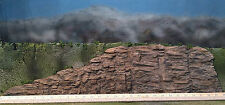 SHALE COLUMNS HO S O On30 F G Model Railroad Diorama Scenery Rubber Rock CVSCL