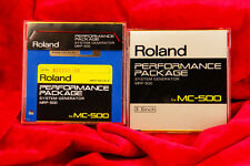 ROLAND MC 500 MRP 500 PERFORMANCE PACKAGE SYSTEM GENERATOR