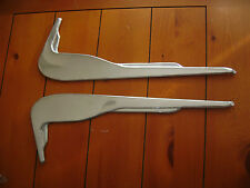 Vespa GS 150 GS 160 GS160 side cowl panel flashes NEW