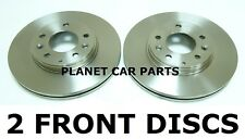 FRONT 2 BRAKE DISCS VENTED 275MM NEW SET FOR MAZDA 6 MAZDA-6 1.8 2002-2007