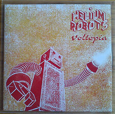 Helium Robots - Voltopia Promo Album (CD) Collectable CD