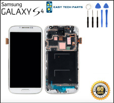 White Samsung Galaxy S4 Screen LCD Assembly Digitizer Replacement Quality UK