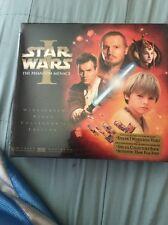 024543000952 - Stars Wars I The Phantom Menace - VHS Collectors Set