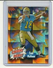 1999 Ultra-Caught in the Draft-Cade McNown