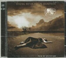 PAIN OF SALVATION  -  THE SECOND DEATH OF...  /   2CD LIVE SET.  GERMAN PRESSING