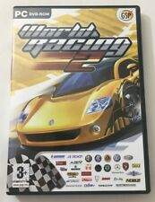 World Racing 2 - PC DVD -  Tested - Free UK P&P