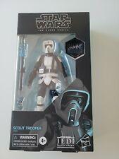 "Star Wars Black Series Scout Trooper Gamestop Gaming Greats 6"" Jedi Fallen Order"