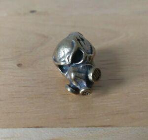 Brass Skull Shaped Lanyard Beads Knife Tool Paracord Bead Metal Figure UK Seller
