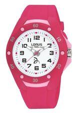 Lorus Pink Ladies/Youth Novak Djokovic Foundation Sports Watch R2371LX9