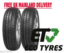 2X Tyres 155 80 R13 79T Minerva / Imperial F109 155 80 13 E  E 70dB