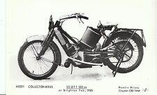 Motor Bike Postcard - Scott 532cc Motor Cycle at Brighton - Feb.1980 -  U1898