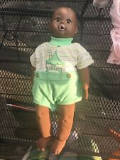 Vintage Rare 1985 All God's Children Martha Holcombe African American Baby Doll