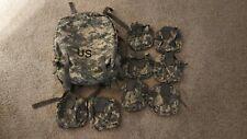 MOLLE II ACU Modular Medic Bag Backpack Complete Set NSN 8465-01-524-7635 NEW