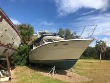 1986 Sea Ray 360 Aft Cabin 454'S Storm Damage Did Not Sink $1 No Reserve ! Look