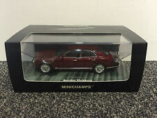 Bentley Mulsanne 2010 Red Metallic 1:43 Minichamps