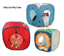 ~~POP OPEN CAT PLAY CUBE~~ By Sport Pet Designs