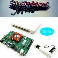 Pandora's Box Arcade 2600 in 1 Mutli Games PCB Board Motherboard Jamma VGA/HDMI