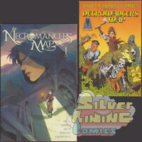 NECROMANCERS MAP #1 Set of Two COVER A + B VARIANT Vault Comics