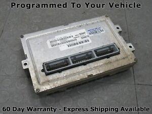 00 Dodge Dakota 4.7L 4x4 ECU ECM PCM Engine Computer 56040359AF 359 PROG 0565