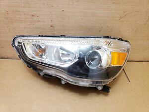 2011 2012 2013 2014 2019 Mitsubishi Outlander Sport Left Headlight halogen OEM