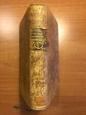5 Volumi antichi di Medicina sul Sistema Brown - 1796 - Rarità - Prime edizioni