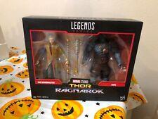 Marvel Legends 2 pack The Grandmaster and Korg. Thor Ragnarok