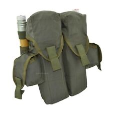 SPOSN Smersh Machinegun Pouch For 4 45rds Mags 2 Hand Grenades 2 Flare Olive
