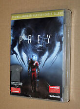 Prey Video Game Preorder Box includes a T-Shirt PlayStation 4 / Xbox One NO GAME