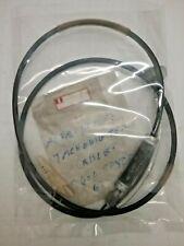 Alfa Romeo 2600 Spyder Tachometer Cable 1962-1968 Part#: 1102/1580