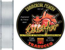 Filo da Pesca TRABUCCO LUCIFER LINE 50mt - 0,14