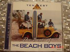 The Best of the Beach Boys [CEMA] by The Beach Boys (CD, Nov-1997, EMI-Capitol S