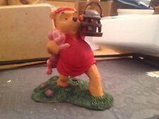 disney simply pooh winnie nightshirt its much braver with you figurine rare new