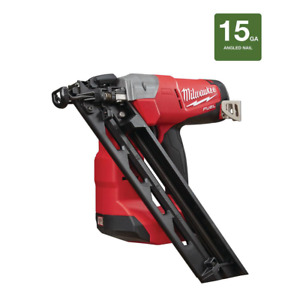 Milwaukee Ai Nailer 18-Volt Lithium-Ion Dry-Fire Lock Out Cordless Electric