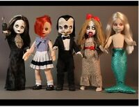 Mezco Living Dead Dolls series 30 set Freakshow Horror Gothic
