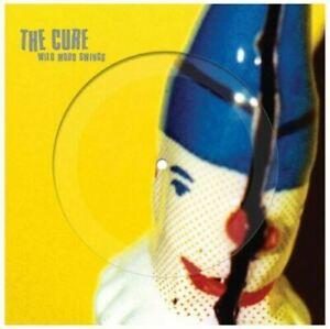 THE CURE - WILD MOOD SWINGS 2 LP NUOVO USCITA 16 LUGLIO RECORD STORE DAY