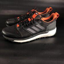 Adidas Supernova Boost Trail Running Shoes Black Carbon CG4025 Men's Size 11.5