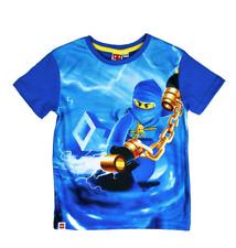 Neu LEGO Ninjago Jungen T-Shirt Shirt - Gr. 110/116