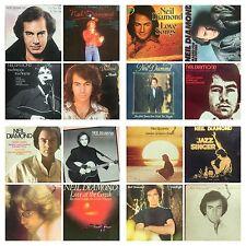NEIL DIAMOND,TONNY BENNET,DEAN MARTIN vinyl collection