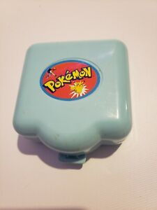 Nintendo Pokemon Tomy Polly Pocket Playset Blue Viridian Forest Compact 1997 (H6