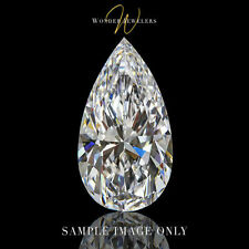 Pear EGL 0.75 - 0.99 Loose Natural Diamonds