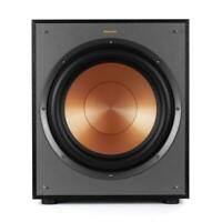 "Klipsch Reference R-120SW - Active Powered Subwoofer 12"" Inch Home Theatre Bass"