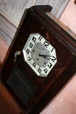 Carillon ODO 36 8 marteaux 6 tiges à restaurer à réparer clock 1930