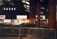 PHOTO  METRO CONSTRUCTION 1991 MANCHESTER VICTORIA INTERIOR