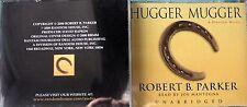 ROBERT B. PARKER - HUGGER MUGGER - 6 CD n.5325 - AUDIOLIBRO LINGUA ORIGINALE