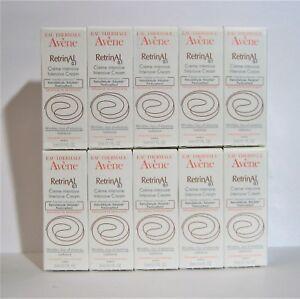 Avene RetrinAL 0.1 Intensive Cream 0.1 oz x 10 Travel Samples FAST FREE SHIPPING
