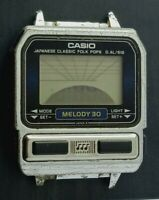 VINTAGE CASIO M-302 DIGITAL WATCH FOR PARTS