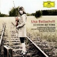 "LISA BATIASHVILI ""ECHOES OF TIME"" CD NEW!"